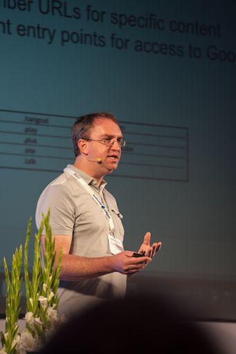 Jordyn Buchanan von Google (Foto: Markus Kroha)