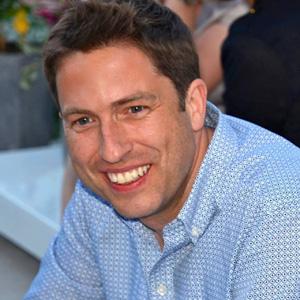 Florian Huber ist verantwortlich für Produkt und Technik