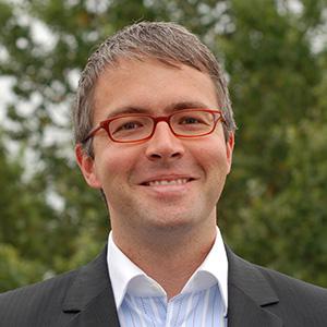 Markus Eggensperger ist verantwortlich für Kundenservice und Recht