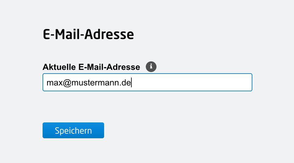 Wie Kann Ich Meine Email Adresse Г¤ndern