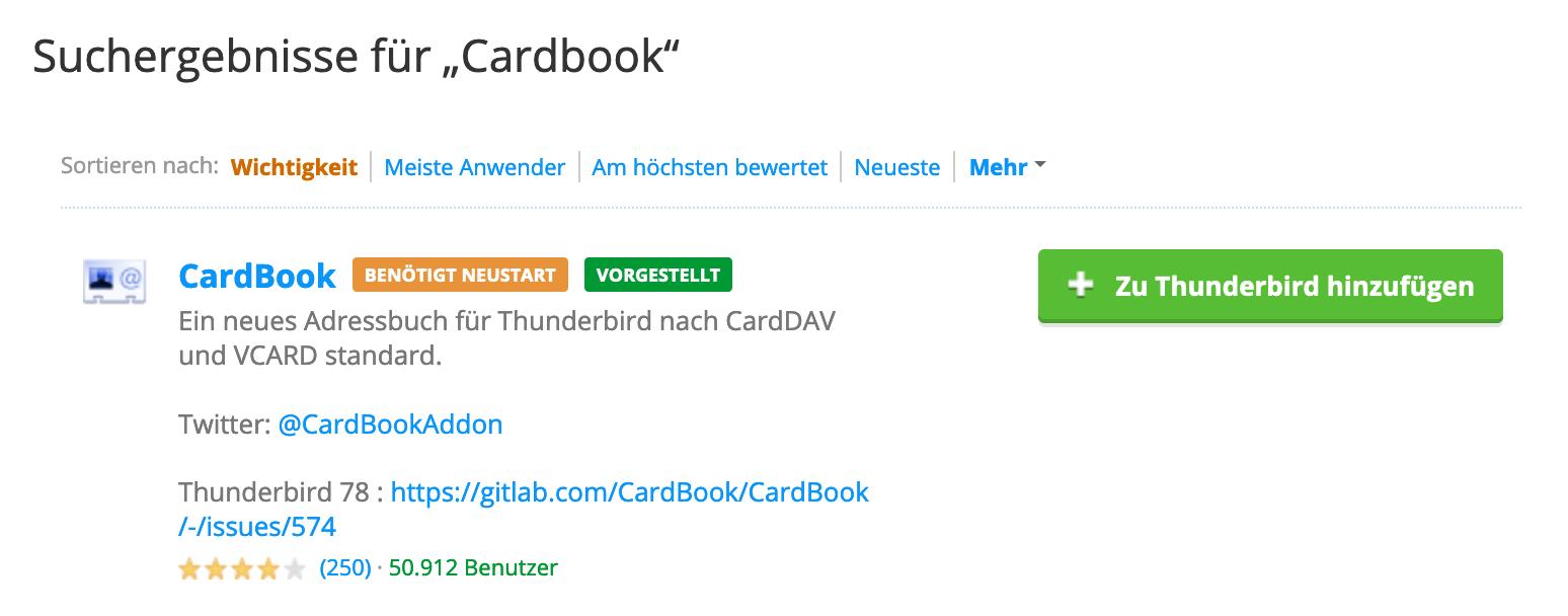 Thunderbird öffnet Sich Mehrmals